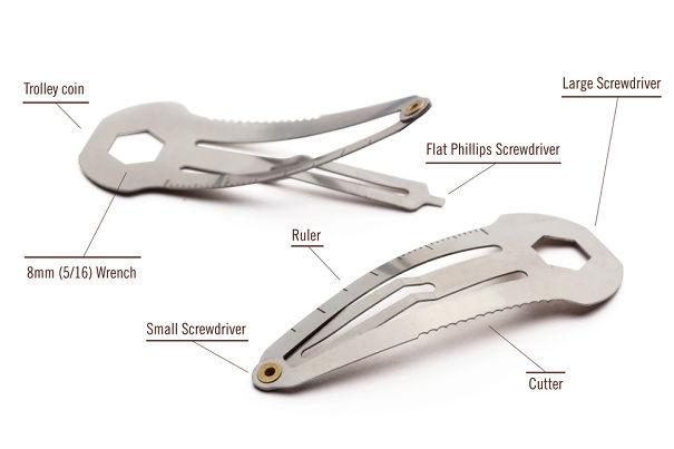 Clippa致力成为世界上最有用的发夹--阿里百秀