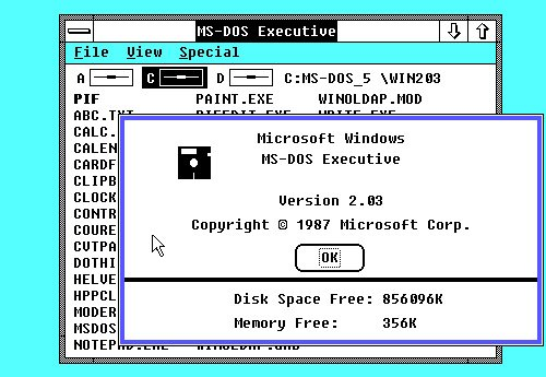 Windows 2.03