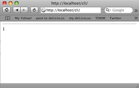 passthru() 错误返回代码
