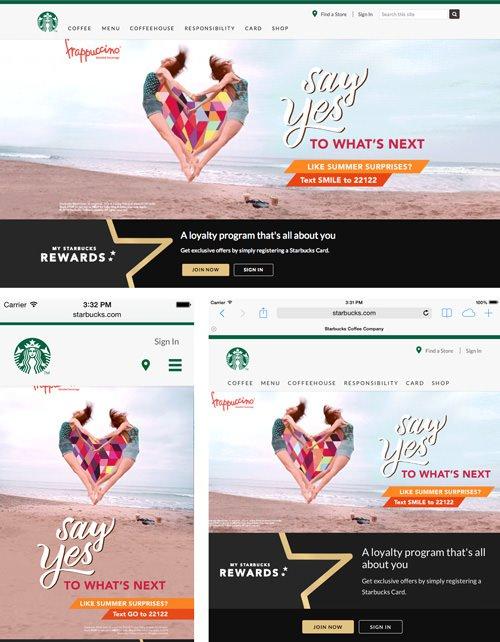响应式设计 网站策划 响应式网页设计